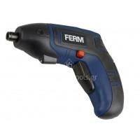 Κατσαβίδι μπαταρίας Ferm 3.6V Li-on CDM1124