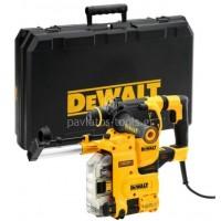 Πνευματικό Πιστολέτο Dewalt SDS-PLUS 3.5 Joule 950 Watt με απορροφητήρα σκόνης D25335K