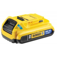 Μπαταρία Dewalt 18V 2Ah XR Li-Ion Tool Connect Bluetooth DCB183B