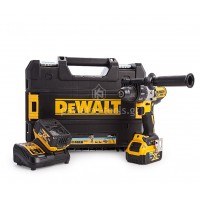 Κρουστικό Δραπανοκατσάβιδο Dewalt 18V XRP Brushless Li-ion Tool Connect (2x5.0Ah) DCD997P2B