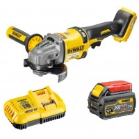 Γωνιακός τροχός Dewalt Brushless FlexVolt 54V 125mm (1x6.0Ah) DCG414T1