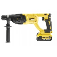 Πιστολέτο Dewalt SDS-PLUS BRUSHLESS 18V (1x4.0Ah) 2.6 Joule σε tstak DCH133M1