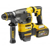 Πιστολέτο Dewalt 54V Brushless Flexvolt sds-plus (2x9.0Ah) 3.5 Joule σε κασετίνα DCH334X2