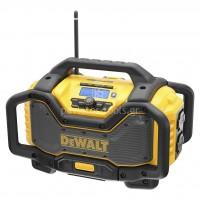 Ραδιόφωνο Φορτιστής Dewalt XR Bluetooth (ΧΩΡΙΣ ΜΠΑΤΑΡΙΑ & ΦΟΡΤΙΣΤΗ) DCR027