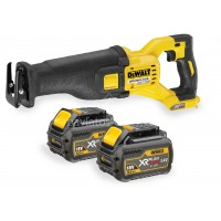 Σπαθόσεγα Dewalt 54V XR FlexVolt Brushless (2x6.0Ah) DCS388T2