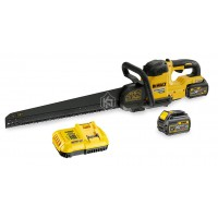 Πριόνι Dewalt Alligator 54V XR FLEXVOLT (2x6.0 Ah) 430mm DCS397T2