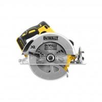 Δισκοπρίονο χειρός Dewalt 18V XR Brushless 184mm (ΧΩΡΙΣ ΜΠΑΤΑΡΙΑ & ΦΟΡΤΙΣΤΗ) DCS570N
