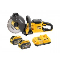 Κόφτης Μπετού Dewalt 54V XR Brushless Flexvolt DCS690X2
