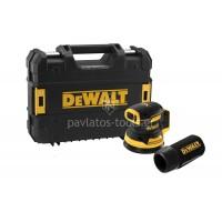 Παλμικό τριβείο παλάμης Dewalt 18V brushless (Χωρίς μπαταρία και φορτιστή) σε βαλίτσα DCW210NT
