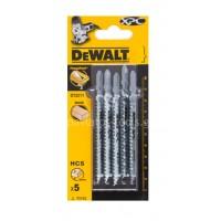 Λεπίδες Dewalt σετ 5τμχ. XPC ξύλου 100mm B.3mm (Τ111C) DT2211