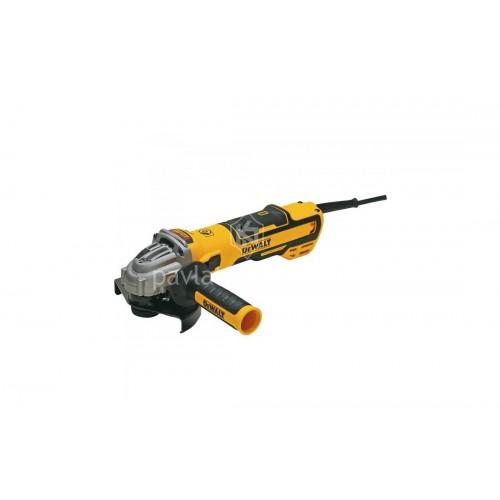 Γωνιακός Τροχός Μεταβλητής Ταχύτητας Dewalt Brushless 1700W 125mm INOX DWE4369