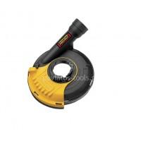 Σύστημα εξαγωγής σκόνης Dewalt για τροχό 115-125 DWE46150
