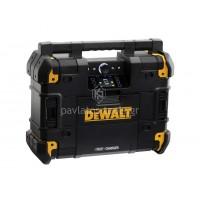 Ράδιο Φορτιστής XR Dewalt TSTAK DWST1-81078