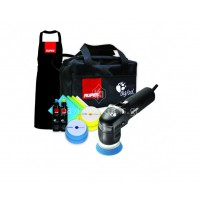 Μίνι Αλοιφαδόρος Rupes 400 Watt έκδοση Duetto LHR 75E Deluxe σε βαλίτσα