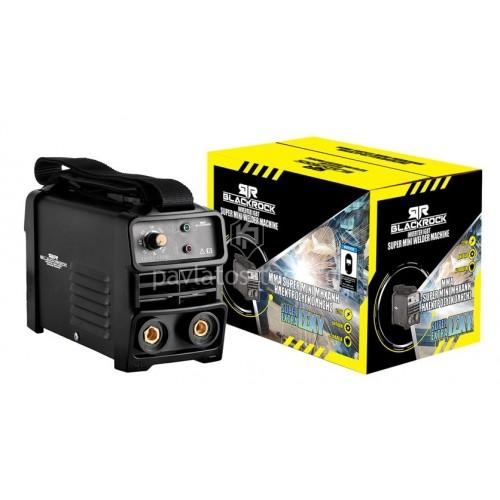 Ηλεκτροκόλληση Inverter Blackrock extra mini 140Ah 808140