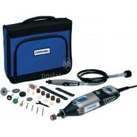 Πολυεργαλείο DREMEL® 4000 (4000-1/45) με ένα προσάρτημα και 45 εξαρτήματα F0134000JC