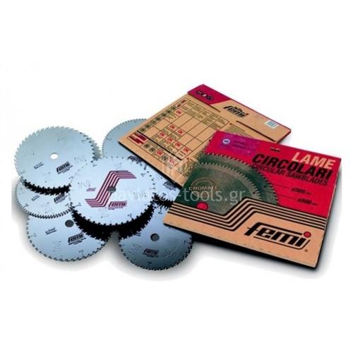 Δίσκος ξύλου Femi Φ 305 με 72 δόντια 3279951