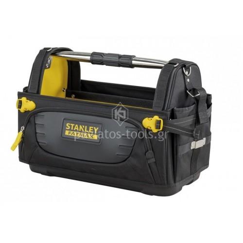Ανοικτή τσάντα εργαλείων Stanley FaxMax Open Quick Access FMST1-80146