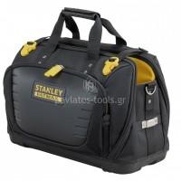 Εργαλειοθήκη υφασμάτινη Stanley FaxMax Quick Access  με φερμουάρ FMST1-80147