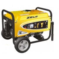 Βενζινοκίνητη Γεννήτρια Zeus 3.5 KW GS 035090M