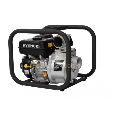 Αντλία βενζίνης Hyundai 6,5hp HY80