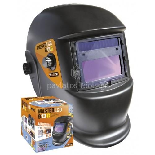 Αυτόματη Ηλεκτρονική Μάσκα GYS LCD MASTER 9-13G