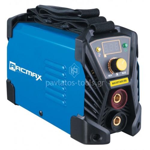 Ηλεκτροκόλληση Arcmax Inverter 180A MAXSTAR 180