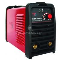 Ηλεκτροκόλληση inverter MATTECH 160A-6.0KWA  MMA-160T1  69S-021603