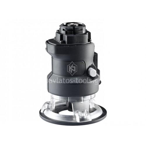Εξάρτημα Ρούτερ Black&Decker για το πολυεργαλείο λιθίου Multievo™ MTRT8
