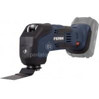 Πολυεργαλείο μπαταρίας Ferm solo 20V (χωρίς μπαταρία+φορτιστή) OTM1009
