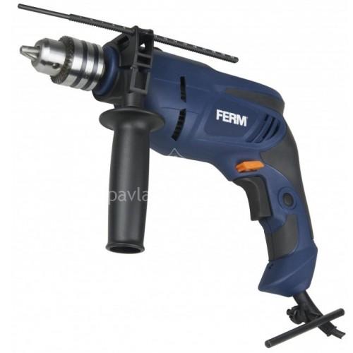 Κρουστικό Δράπανο Ferm 800 Watt 13mm PDM1052
