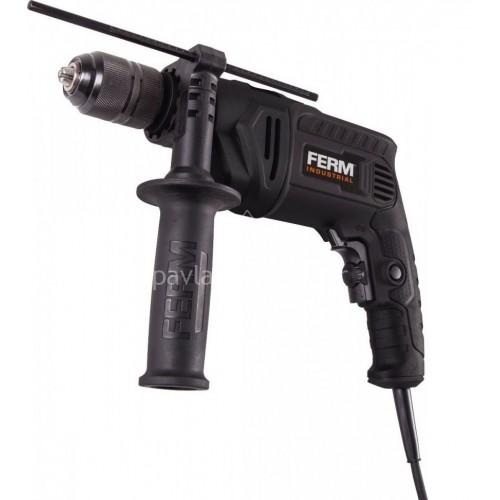 Κρουστικό Δράπανο Ferm 850 Watt 13mm PDM1060P_K