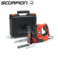 Ηλεκτρικό Πριόνι Χειρός Black&Decker Scorpion® Autoselect® 500W RS890K