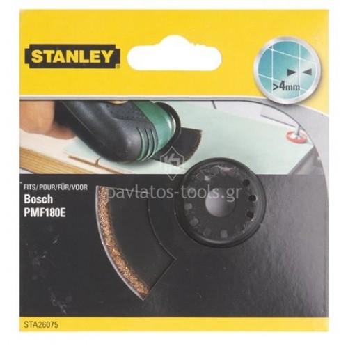 Δίσκος μετάλλου Stanley για πολυεργαλείο 85mm από καρβίδιο βολφραμίου STA26075