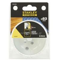 Ποτηροτρύπανο Stanley 83mm ξύλου-μετάλλου STA81082