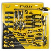 Σετ Κατσαβίδια Stanley 69 τμχ. STHT0-62139