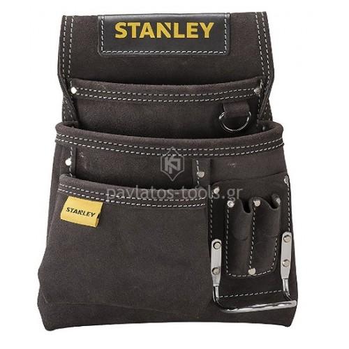 Δερμάτινη θήκη Stanley για σφυρί και καρφιά STST1-80114
