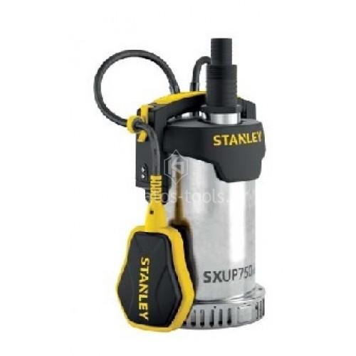 Αντλία ομβρίων υδάτων Stanley 750 Watt Inox SXUP750XCE