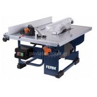 Επιτραπέζιο Δισκοπρίονο πάγκου Ferm 800 Watt 200mm TSM1036