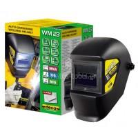 Αυτόματη Ηλεκτρονική Μάσκα Ηλεκτροκόλλησης Deca WM 23