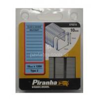 Δίχαλα Black&Decker Piranha 10mmx1200 τεμάχια X70210