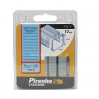 Δίχαλα Black&Decker Piranha 12mmx1200 τεμάχια X70212