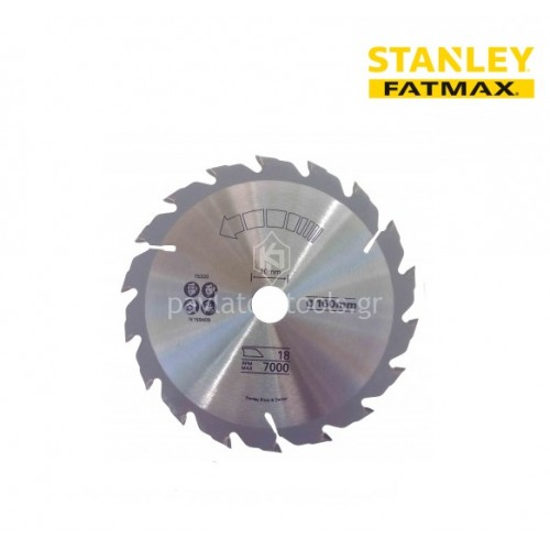 FATMAX ΔΙΣΚΟΣ ΔΙΑΜΑΝΤΕ 160X20 18Δ STANLEY STA15320-XJ